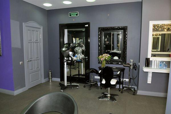 Отделка салона красоты в современной обработке - особенности