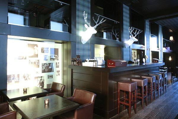 Особенности отделки ресторанов и кафе в шотландском стиле