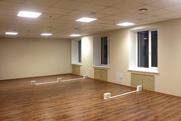 Косметический ремонт офисов: состав работ, цены, сроки, гарантии