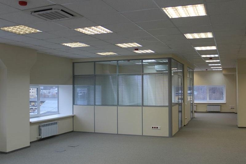 Составляющие цены ремонта офиса